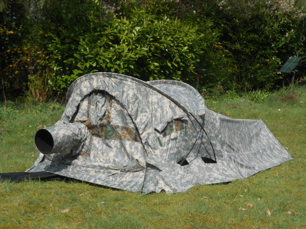 Bivvy 'Bag' Photo Hide